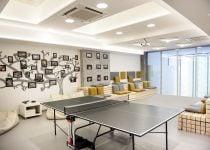 Hostens office playroom