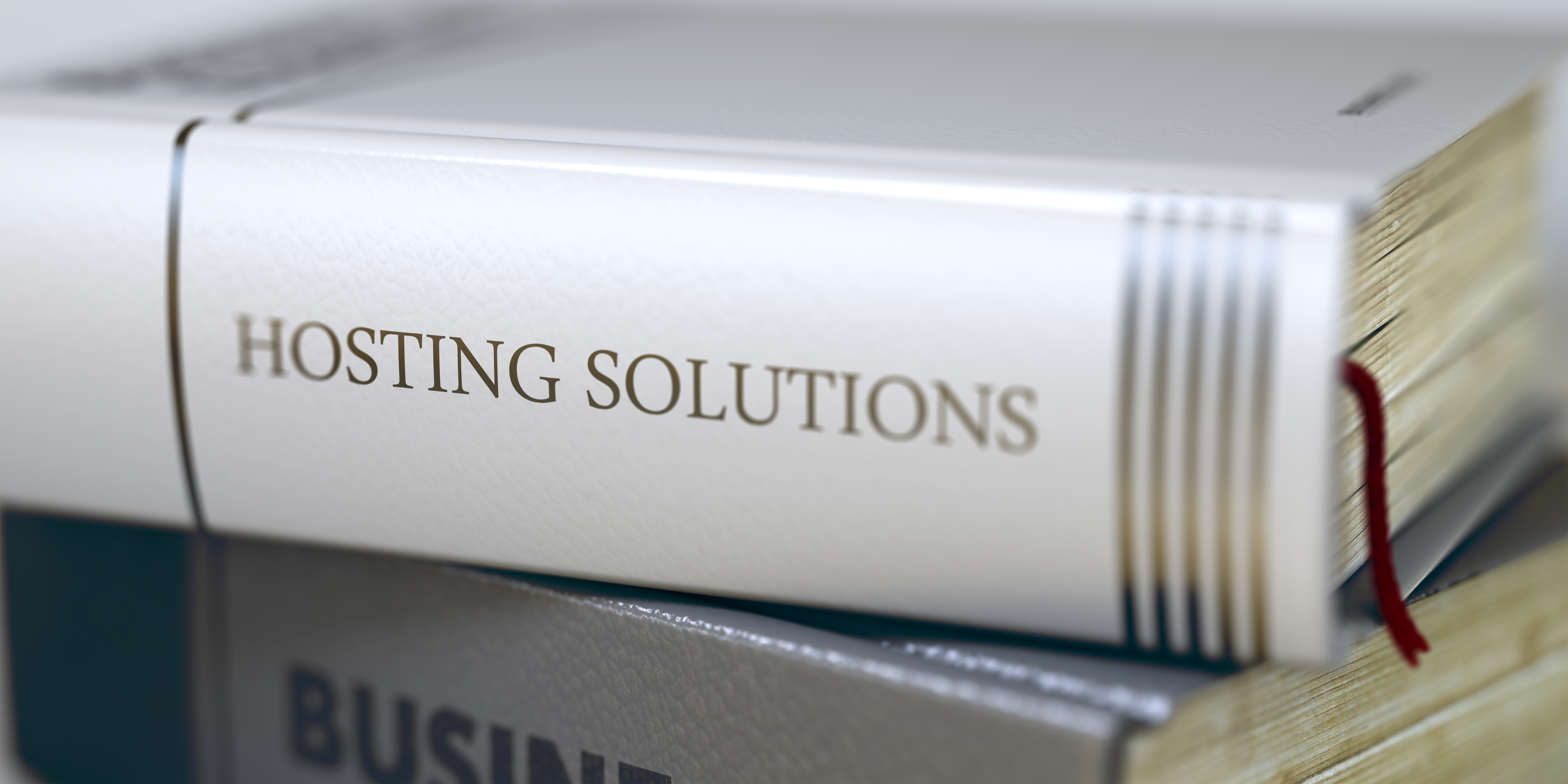 Hosting solutions book