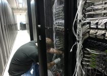 Setting up a new server in Hostens data center
