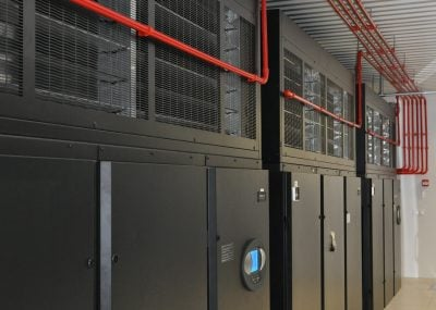 Hostens data center