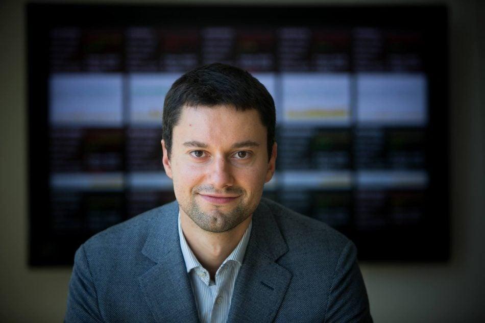Hostens CEO Arvydas Strausas