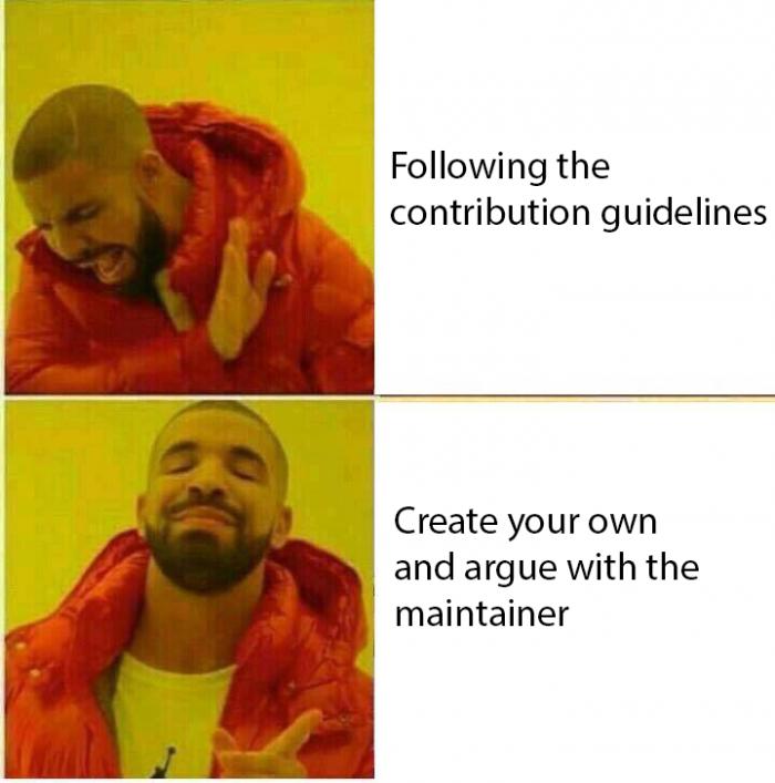 Creating custom version