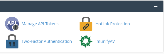 ImunifyAV in cPanel