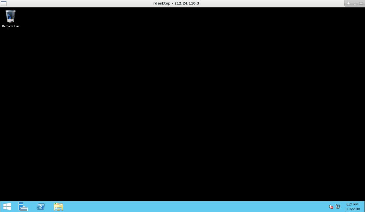Linux RDP